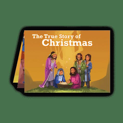Animated Christmas Tract