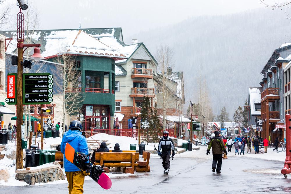 Where to Ski in Colorado - Keystone Resort