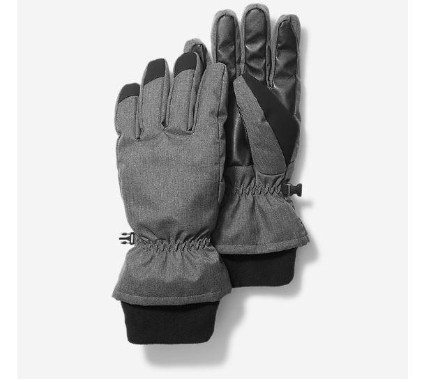 Men's Eddie Bauer Down Gloves