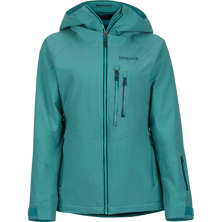 Marmot insulated jacket for skiing