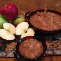 Grandpa's Applesauce -Secret Ingredient Revealed