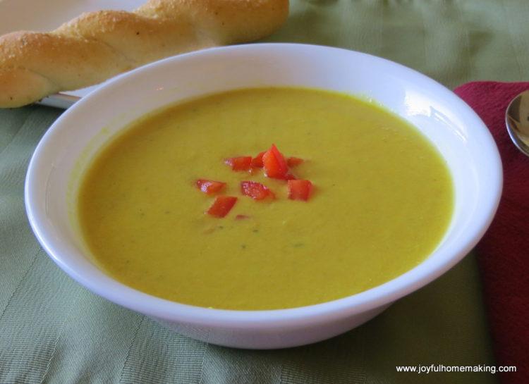059 600x436 Hummus Soup