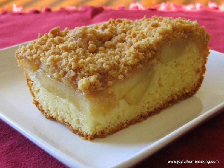Easy Apple Cake Recipe Cake Mix