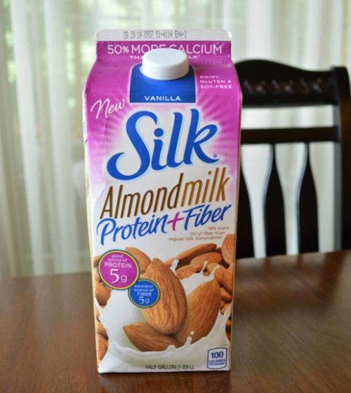 Silk Protein & Fiber Almond Milk, Joyful Homemaking