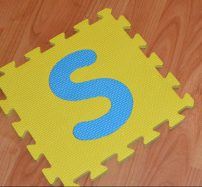 Letter Squares for Circle Time