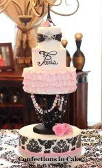 Paris Black cake