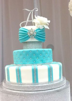 Tiffani cake