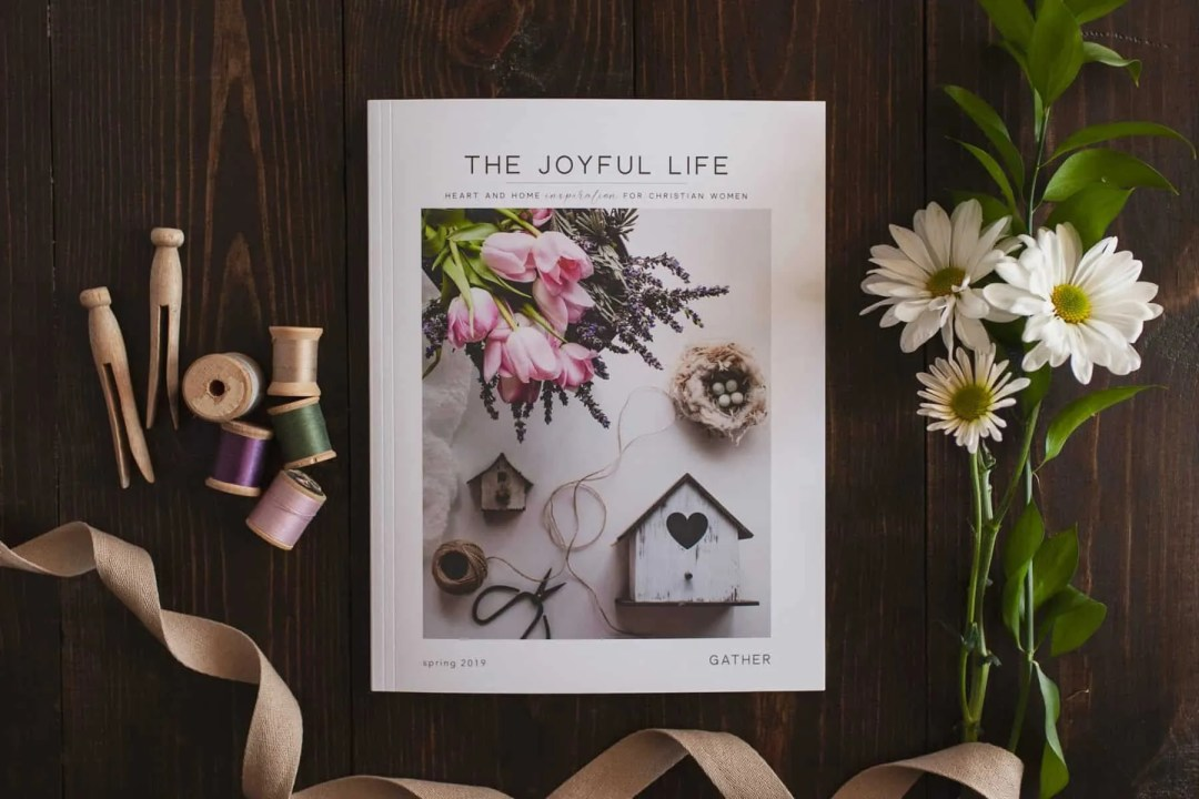 The Joyful Life Magazine