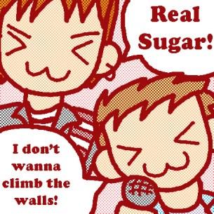 no to sugar