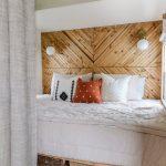 Rv Bedroom Remodel Camper Bedroom Before After
