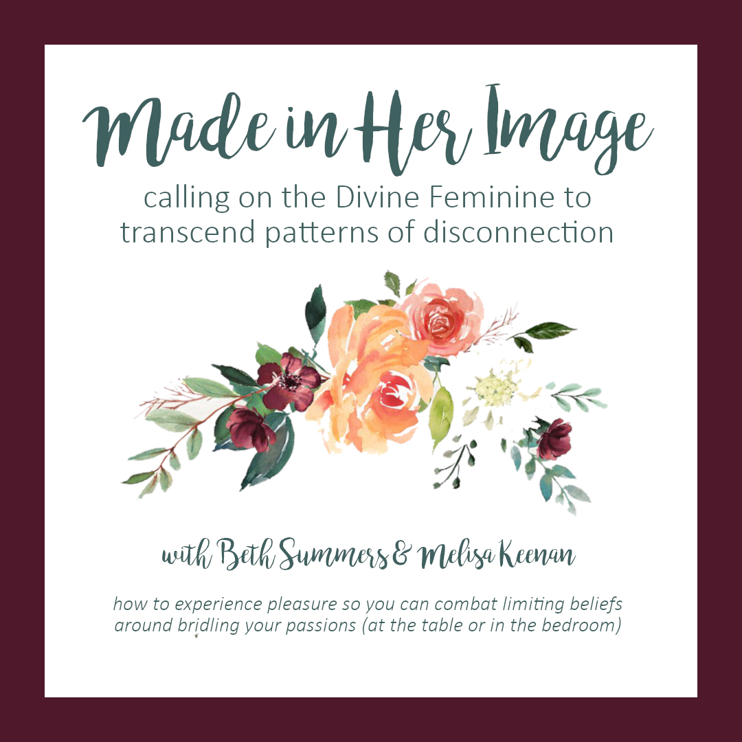 Made in Her Image: The Divine Feminine