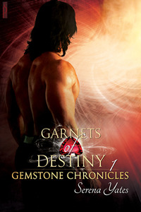 Review: Garnets of Destiny by Serena Yates