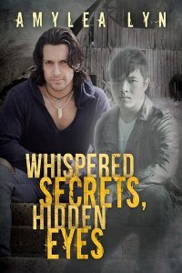 Review: Whispered Secrets, Hidden Eyes by Amylea Lyn