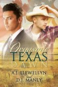 Review: Orgasmic Texas Dawn by A.J. Llewellyn and D.J. Manly