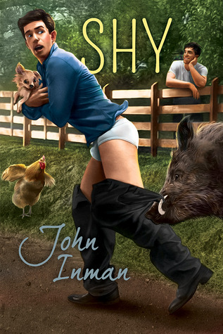 Review: Shy by John Inman