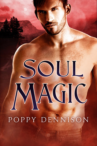 Interview and Giveaway: Soul Magic by Poppy Dennison