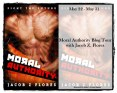 Guest Post and Giveaway: Moral Authority by Jacob Z. Flores