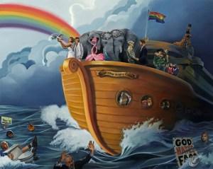 Noah's Gay Wedding Cruise Special Edition