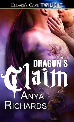 Review: Dragon's Claim by Anya Richards