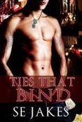 Review: Ties that Bind by S.E. Jakes