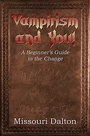 Review: Vampirism and You! by Missouri Dalton