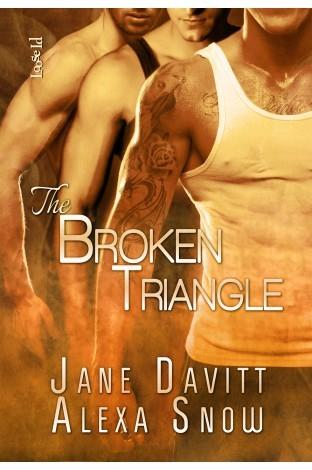 Review: The Broken Triangle by Jane Davitt and Alexa Snow