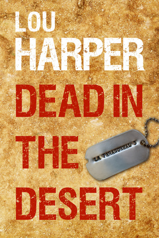 Review: Dead in the Desert by Lou Harper