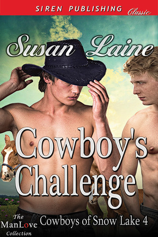 Review: Cowboy's Challenge by Susan Laine