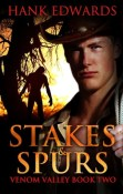 Review: Stakes & Spurs by Hank Edwards