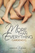 Giveaway: More Than Everything by Cardeno C