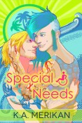 Review: Special Needs by K.A. Merikan