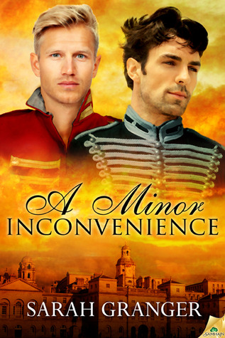 Guest Post and Giveaway: A Minor Inconvenience by Sarah Granger