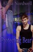 protecting bear