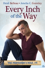 Review: Every Inch of the Way by Heidi Belleau and Amelia C. Gormley