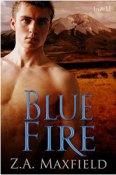 blue fire