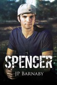 Guest Post and Giveaway: Spencer by J.P. Barnaby