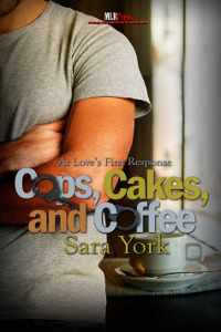 Review: Cops, Cakes, and Coffee by Sara York