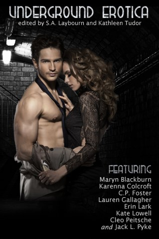 Guest Post and Giveaway: Underground Erotica Anthology