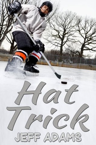 Guest Post and Giveaway: Hat Trick by Jeff Adams
