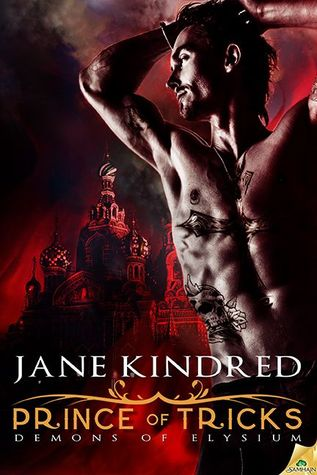 Review: Prince of Tricks by Jane Kindred