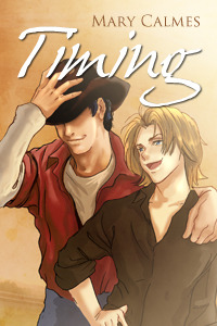 Throwback Thursday Review: Timing by Mary Calmes