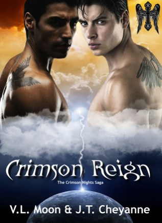Review: Crimson Reign by V.L. Moon and J.T. Cheyanne
