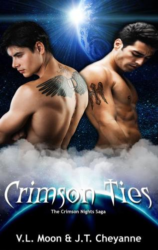 Excerpt and Giveaway: Crimson Tie by J.T. Cheyanne and V.L. Moon