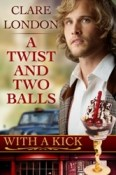twist and two balls