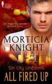 Review: All Fired Up by Morticia Knight