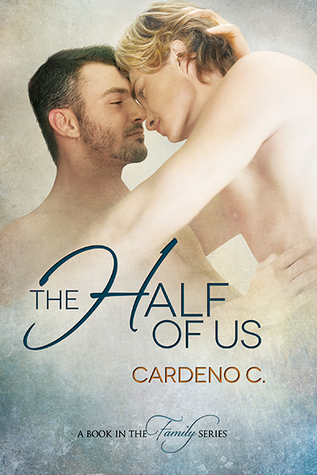 Review and Giveaway: The Half of Us by Cardeno C