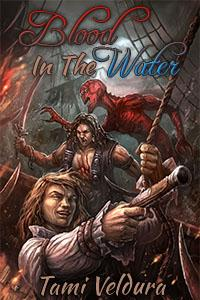 Review and Giveaway: Blood in the Water by Tami Veldura