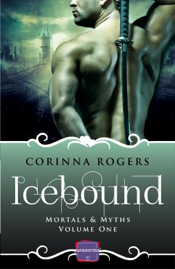 Review: Icebound by Corinna Rogers