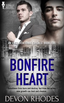 Review: Bonfire Heart by Devon Rhodes