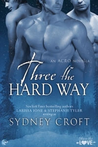 Review: Three the Hard Way by Sydney Croft